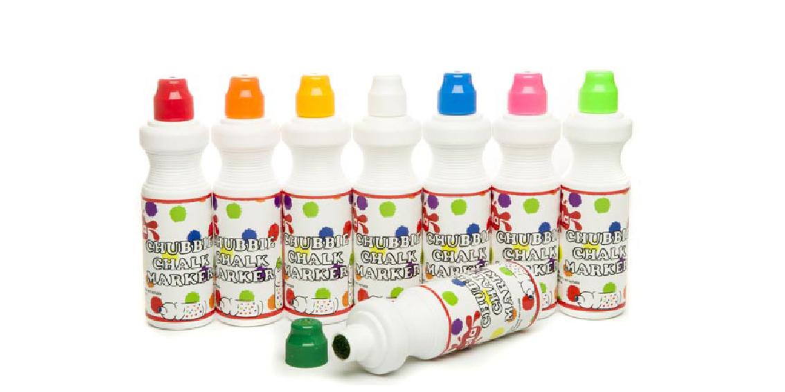Chubbie Marker Chalk