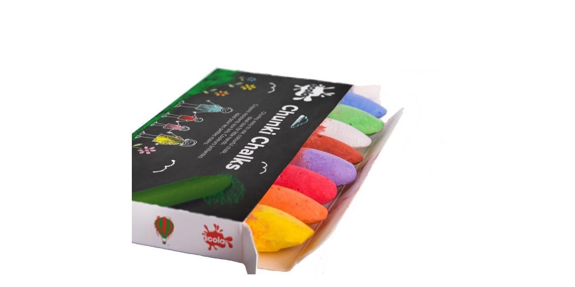 Chunki chalk