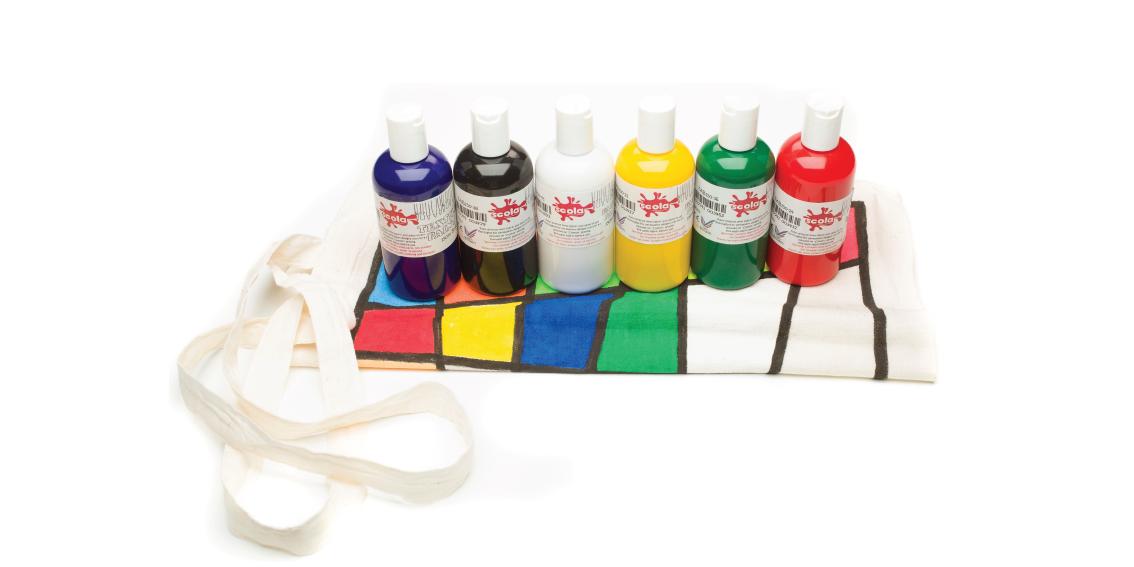 Fabric paint standard